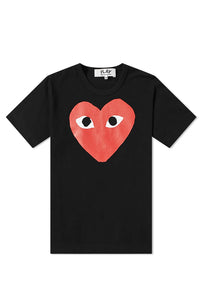 BIG RED HEART T-SHIRT