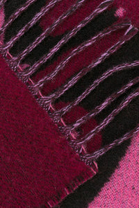 Left arm scarf pink