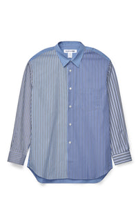REGULAR FIT YARN DYED POPLIN SHIRT