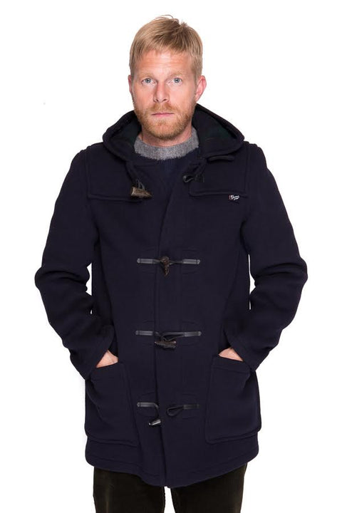 Duffle Coat - MADE IN ENGLAND