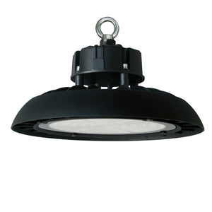 200W LED UFO HIGH BAY LIGHT 26000LM 5000K IP65 WATERPROOF INDUSTRIAL WAREHOUSE HANGING LIGHT