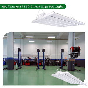 2FT 150W LINEAR LED HIGH BAY LED - 19500LM - 5000K