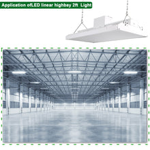 2FT 110W LINEAR LED HIGH BAY - 14300LM - 5000K
