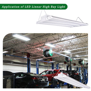 2FT 100W - LINEAR LED HIGH BAY - 13000LM - 5000K