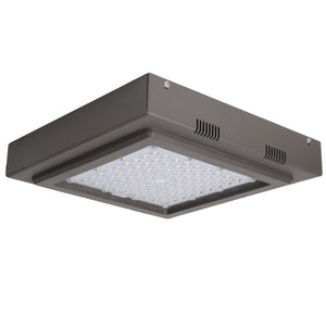 45W LED CANOPY LIGHT DIMMABLE WEATHERPROOF HIGH BAY BALCONY LIGHT 5730LM 5000K (HYK)