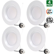 "5/6"" 15W LED DOWNLIGHT 4000K RECESSED CAN LIGHT (HKY)"