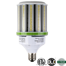 125W LED CORN LIGHT BULB [400W REPLACEMENT] 12500LM 5700K COOL WHITE E39 MOGUL BASE