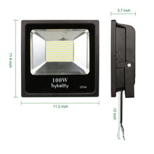 150W LED FLOOD LIGHT OUTDOOR SECURITY LIGHTING FIXTURE 15000LM 5000K