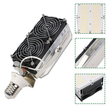 180W LED 180° CORN LIGHT BULB RETROFIT KIT 23400LM E39 MOGUL BASE 5000K