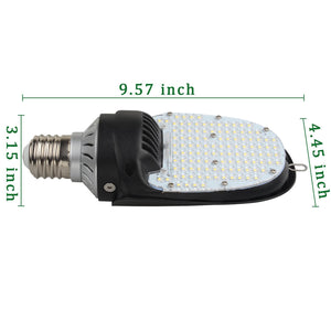 54W LED 180° CORN LIGHT E39 BULB RETROFIT KIT [175W EQUIVALENT] 6480LM 5000K