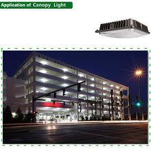 45W LED CANOPY LIGHT HIGH BAY CEILING LIGHT 4200LM 5000K