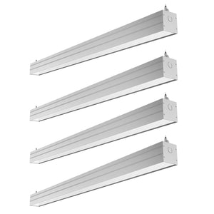 4FT 40W LED MODERN ARCHITECTURAL LINEAR LIGHTING FIXTURE DIMMABLE 4600LM 5000K (50K)