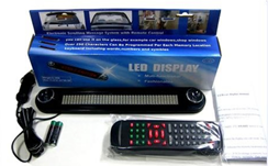 LED CAR DISPLAY ML-FL-LDR7*40WD1 - Enersol Mexico