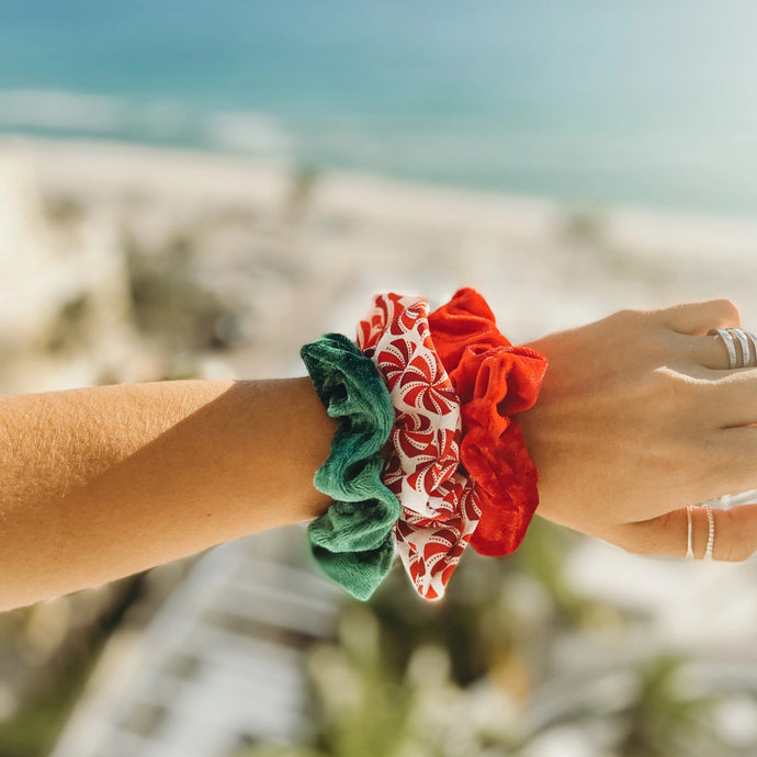 Christmas Scrunchie Pack #2