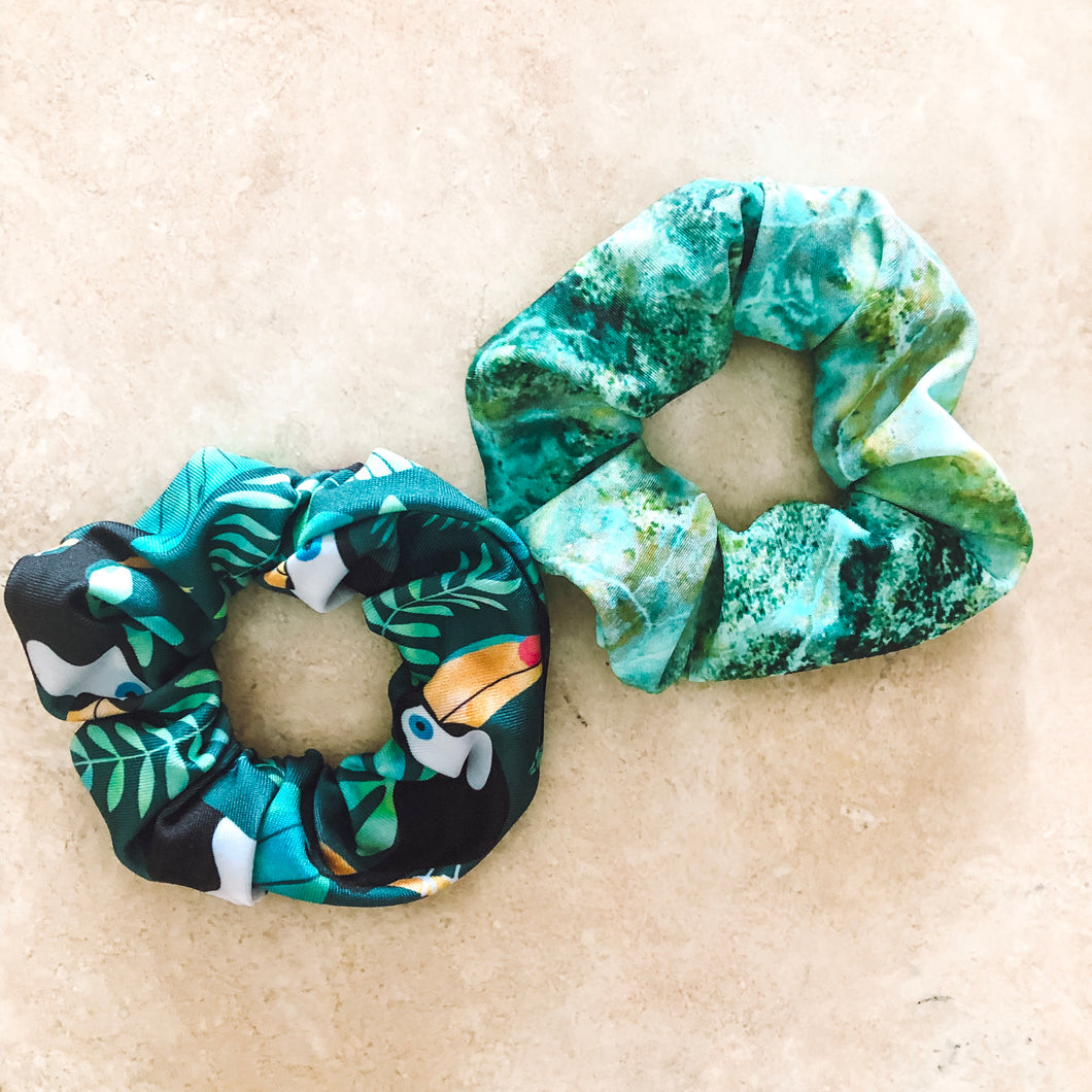 Costa Rica Scrunchie Pack