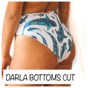 That's Some Bull Reversible Bottoms ~ Darla