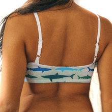 Load image into Gallery viewer, Shark Bait Reversible Top ~ Dory