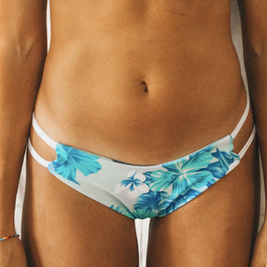 Shark Bait Reversible Bottoms ~ Coral