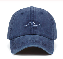 Load image into Gallery viewer, Make A Wave Dad Hat