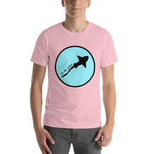 Load image into Gallery viewer, Shark in Circle T-Shirt