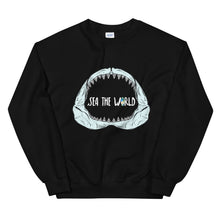 Load image into Gallery viewer, Jaws Unisex Sweatshirt