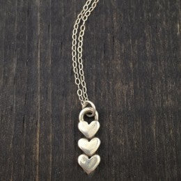 Hearts Forever Heart by The Vintage Pearl