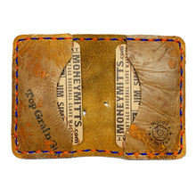 1970's Pro Star Catchers Mitt Fold-Over Wallet