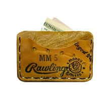 1960's Mickey Mantle Rawlings MM5 3-Pocket Wallet