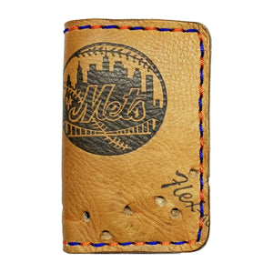 1970's New York Mets Team Fold-Over Wallet