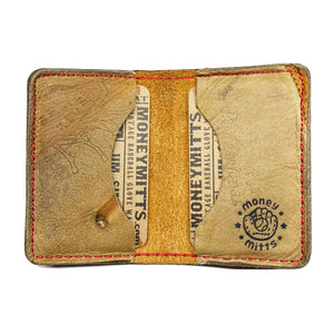 1970's Johnny Bench Rawlings HoH 4-Pocket Fold-Over Wallet