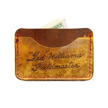 1950's Ted Williams Wilson A2171 3-Pocket Wallet