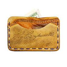 1950's Roy Campanella Wilson A2552 3-Pocket Wallet