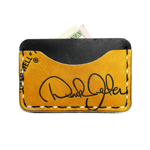 1990's Derek Jeter Rawlings RSE 36 3-Pocket Wallet
