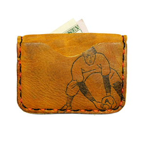 1950's JC Higgins 3-Pocket Wallet