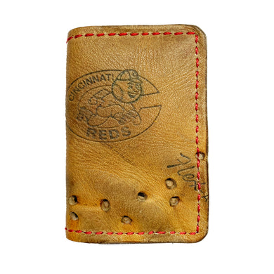1970's Cincinnati Reds Team Fold-Over Wallet
