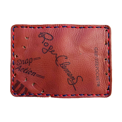 1990's Roger Clemens Wilson A2150 Fold-Over Wallet