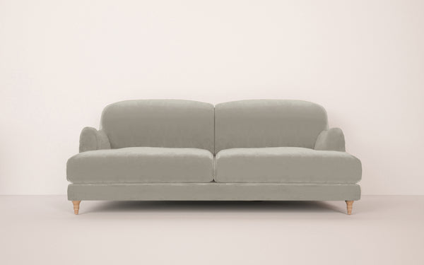 Club Sofa in Plush Velvet