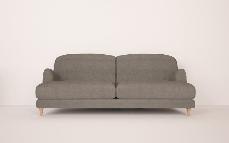 Club Sofa in Ingenious Linen