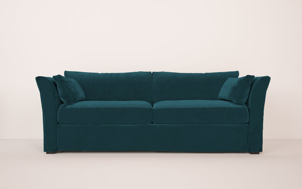 Belgrave Sofa in Plush Velvet
