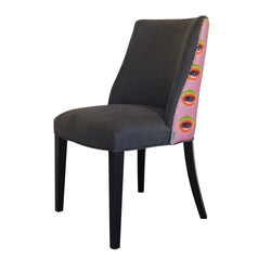 Troia / Tutti Frutti Cotton Satin Chair