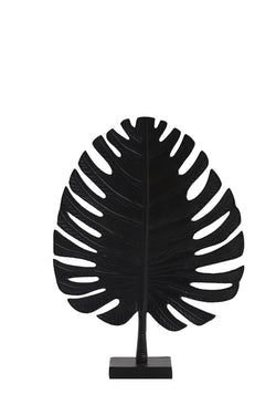 LEAF black ornament