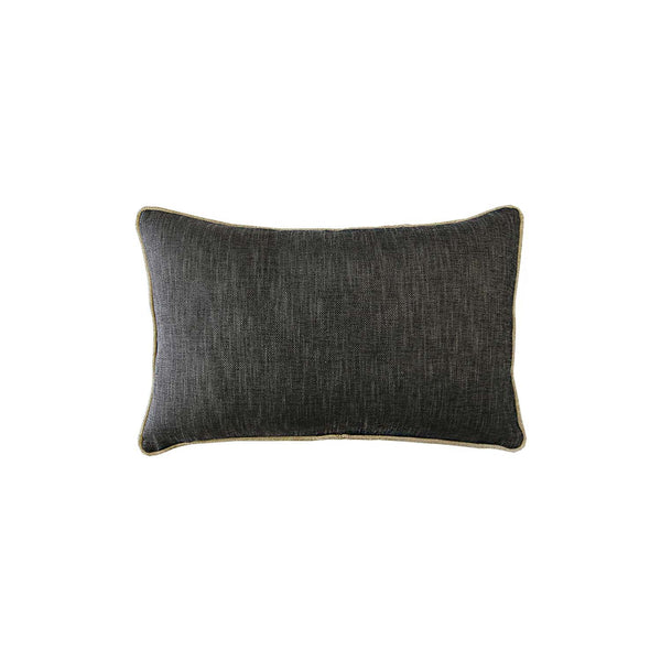 Piped Linen Cushion