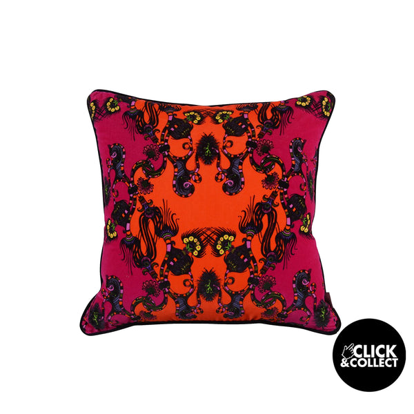 'Enchanted Valley' Print Cushion