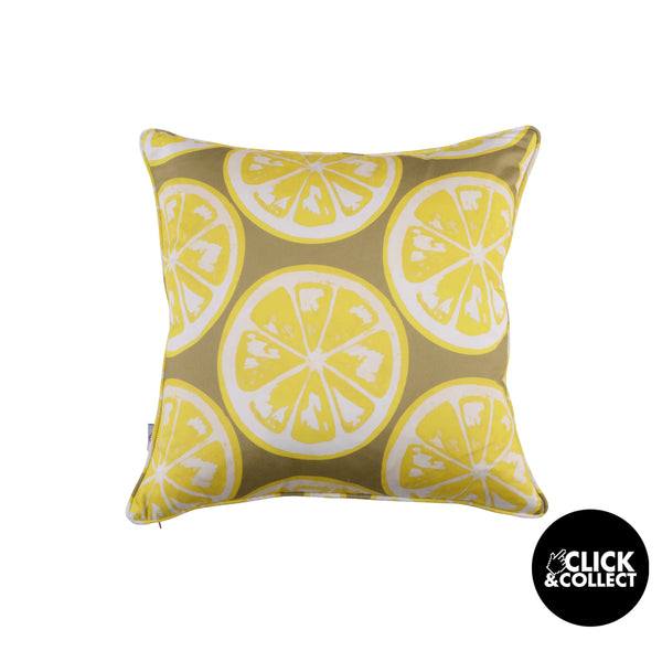 'Tutti Fruitti' Cotton Cushion