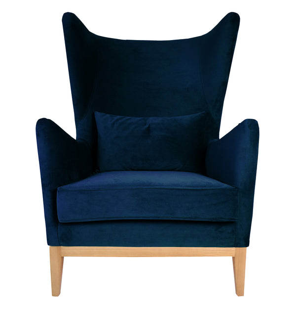 MATADOR Wingback chair