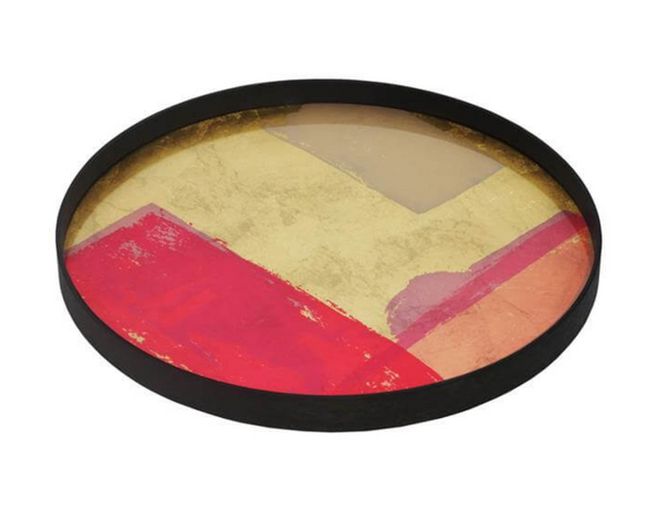 Notre Monde Trays - Neon Abstract Collection