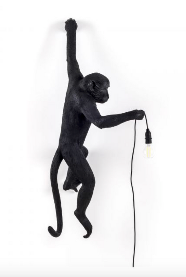 Seletti Outdoor Monkey lamp