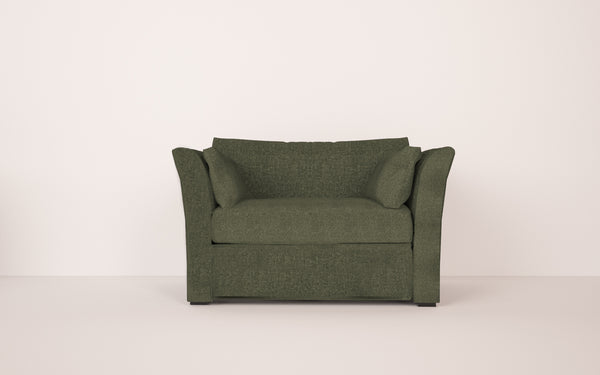 Belgrave Chair in Smart Wool