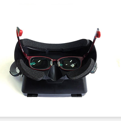"Best-selling 3D VR Glasses with Magnetic Switch Hand Belt for 3.5~6.0""SmartPhone - Go Sunglasses"