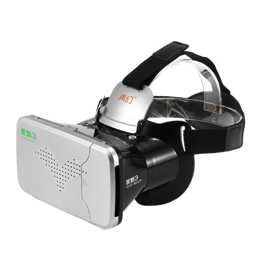 RIEM III RIEM3 VR Virtual Reality 3D Glasses Headset for 3.5 - 6 inches Smartphone